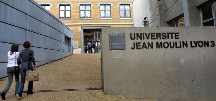 fac de droit Jean Moulin Lyon 3
