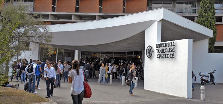 Faculté de droit Toulouse